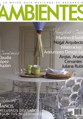 Ambientes - Lopez Duplan Arquitectos - Portada